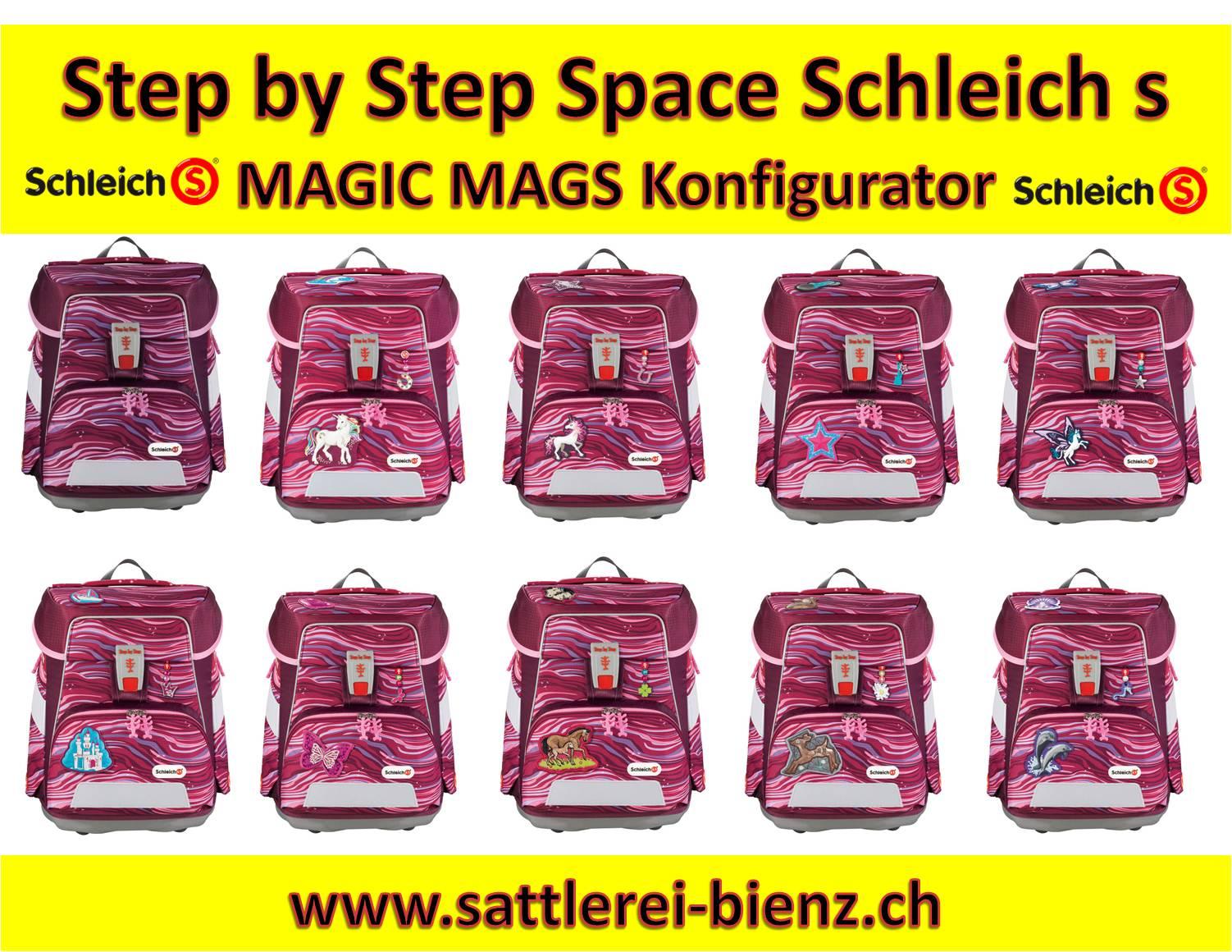 9bdd62d505b Step by Step T-Rex SPACE Schleich s limitierte Edi