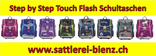 7a5abb6e5e4ff Step by Step Touch II Flash Schultaschen